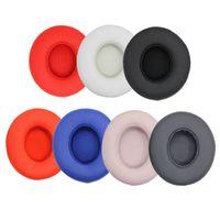 Губка Earpads для Solo 2 Замена мягкой ушной подушки для Solo 3 беспроводных наушников наушники врожденные ушные подушки для соло 2.0