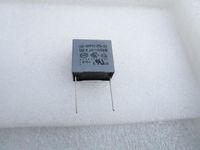 Taiwan HJC capacitores de segurança X2 pé MKP62 275V 155M 155K 275VAC de 22 milímetros