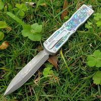 На скамейке MIC UT85 Автоматический нож Shell Scarab 150-10 Открытый карманный защитник выживания тактические автоживы BM 3300 3400 3551 4600 9600 UT88 Rocket Codehfather 920 Exocet