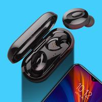 XG15 TWS verdadeira sem fio Fones de ouvido Bluetooth fone de ouvido Esporte Headphones para Smart Phone com carregamento Box Handsfree do jogo com Mic