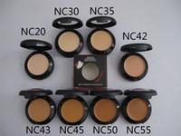 New Face Mineralize Concealer Foundation SPF5 Maquillage 5g Maquillage Mineral Touch Blanchiment Du Visage Couverture Du Pore Durable Correcteur