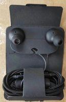S10 سماعات سماعة أذن سماعات مع جهاز التحكم عن بعد وميكروفون ل S10E S9 S8 Plus في الأذن السلكية 3.5 ملليمتر أسود / أبيض EO-IG955