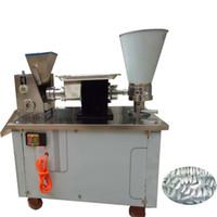 HOT FORTS Rouleau de printemps automatique Dumpling machine chinoise en acier inoxydable Dumpling machine petite imitation Dumpling machine