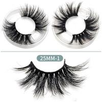2299bdf7faf Wholesale dramatic false eyelashes for sale - 2019 New mm d Mink Eyelashes  False Eyelashes Dramatic