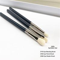 Nuovo sintetico eyeshaow Spazzole 217S Eye Blending / 219S matita Pennello / 239S Occhio Shader Brush trucco di bellezza Strumenti