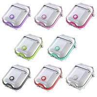 Crystal Clear Silicone Case For AirPods Wireless Earphone Co...