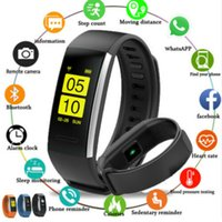 Smart Bracelet Wristband Watch Heart Rate Monitor Blood Pres...