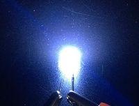Diode Light Strip Per MIX OEM interno Resistenza di 9V Cappello di paglia LED 5 millimetri