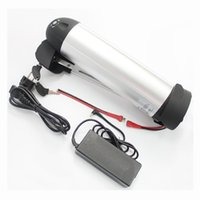 Free AU EU US electric ebike batterij 48v 13AH bottle batter...