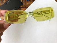 Luxo AWG óculos de sol para as mulheres com rebites proteção UV Mulheres Designer quadro do vintage praça cheia Top qualidade vêm com pacote