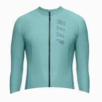 Maap Team Cycling Mangas largas Jersey 100% Lycra Hombres Seco rápido Ropa Ciclismo MTB Bike Wear Sportswear Ropa U71835