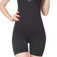 Женские Shapewear Tummy Control Шорты с высокой талией Трусики средней части бедра Body Shaper