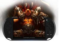 Console de jeux vidéo X9 portable Game Player pour PSP Retro Game TV Out avec Caméra Mp3 Film Multimédia vente chaude
