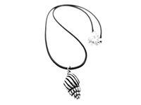 30 Ocean Winds ожерелье пляж раковина Shell ожерелье морская раковина морская раковина морской Ариэль Русалка Lether веревка ожерелье ювелирные изделия