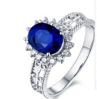 Оптовая chaming r кристалл алмаза низкая цена высокое качество 10 шт. / лот кристалл diamodn 925 серебро женская кольцо больше размера