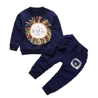 good quality boys clothing sets spring autumn children boys ...