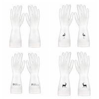 Kat VT0231 için Temizleme eldivenleri Yıkama Giyim için Mutfak Bulaşık Yıkama Eldiven Ev Bulaşık Eldiven Kauçuk Eldiven