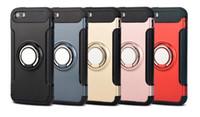 새로운 하이브리드 갑옷 경우 iphone13 12 11xr xs S10Lite 삼성 S10 마그네틱 백 자동차 홀더와 Shockproof 360도 스탠드
