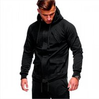 2020 Autumn And Winter New Style Men Hooded Leisure Sports S...