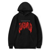 Juice Wrld Mens Hip Hop Desinger Hoodies 999 Long Sleeve Aut...