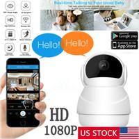 كاميرا جديدة مصغرة لاسلكي WIFI كاميرا IP HD1080P الذكية الأمن الرئيسية للرؤية الليلية