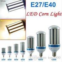 Yüksek lümen LED Mısır Ampul 27 W 36 W 45 W 54 W 54 W 80 W 100 W 120 W E26 E27 E39 E40 Bahçe Depo park aydınlatma led ışıkları