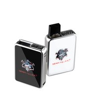 e cigarette pod mod system vaporizer box e cigarette kit bat...