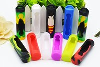Colorful 18650 Battery Case Silicone Protective Cover Soft R...