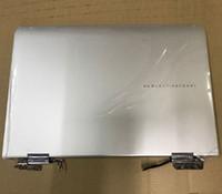 """Para HP Spectre x360 13 T 13-4000 montagem lcd 1920 * 1080 13.3 """"FHD LCD LED Digitador Da Tela de Toque 801495-001"""