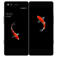 "Original ZTE Axon M Foldable 4G LTE Cell Phone 4GB RAM 64GB ROM Snapdragon 821 Quad Core Android 5.2"" 20MP Fingerprint ID Smart Mobile Phone"
