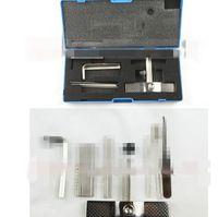 vendita calda strumenti Tinfoil strumento HUK originale stagnola, strumenti di stagnola del selezionamento della serratura strumento, attrezzo del fabbro trasporto libero
