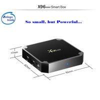 IPTV Service x96mini Android tv box S905W 2+ 16GB with France...