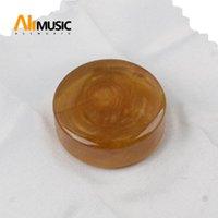 Лето NO8001 круглая Золотая канифоль для скрипки альта виолончели смычки с деревянной коробкой