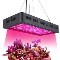 1000w LED 성장 램프에 가득 차있는 스펙트럼 더블 칩 10W 성장을 위한 전구 온실 수경 실내에서 성장하는 식물 성장을 텐트