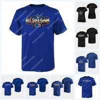 Mens Womens Youth 2020 All-Star Game Primario Evento Mark T-Shirt 2020 Los Angeles All-Star Game Baseball Jersey Mix Ordine Spedizione veloce
