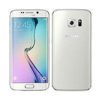 Rinnovato Samsung Galaxy S6 bordo G925A G925T G925F Octa Nucleo 3GBRAM 32GBROM 4G LTE 16MP 5,1 inch scatola sigillata Smart Phone