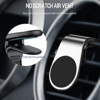 Рок металл магнитный автомобильный держатель телефона для 360 воздуха Магнит стенд в автомобиле для телефона GPS бесплатная доставка