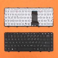 Nova marca Original Teclado portátil para HP ProBook 430 G1 Genuine para HP 430 G1 US layout Repair Keyboard