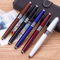 5 Colors Signing Pen Business Office Pen Metal Body High Qua...