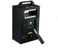 الصنوبري اللمسة آلة الصحافة 2020 الجديدة KP-1 الصنوبري التقنية آلة الصحافة الحرارة 115 * 120 لوحات مزدوجة الحرارة يدوي