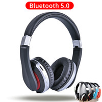 Bluetooth 5. 0 Headphones Wireless foldable Headset Over Ear ...