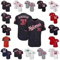 Nationals Juan Soto Jersey Washington Max Scherzer Rendon Tu...