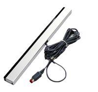 WIIU İçin Yeni Kablolu Sensör Bar İçin Nintendo Wii WU Oyun Konsolu Alıcı Sensör Oyun Denetleyici sinyal kablosu sensör çubuğu alıcısı