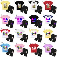 50 styles DJ marshmello baby boys girls outfits 2019 Summer ...