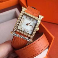 New W036845WW00 Yellow Gold Diamond Bezel Silver Diamond Dia...