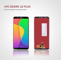 lcd display with touch screen Assembly For HTC Desire 12 Plu...