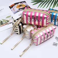 1Pcs impermeabile laser cosmetici Borse Donna compone il sacchetto del PVC del sacchetto di lavaggio toilette del sacchetto della cassa Travel Organizer