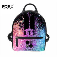 Galaxy Backpack album wings Bags for Women 2019 Teenager Gir...