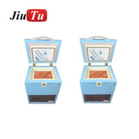 Jiutu grande congelación LCD máquina de pantalla táctil La separación de -180C congelado separador para X 8 Plus Para S9 S8 S6 S7 Edge Reparación LCD