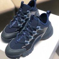 Zapatos de mujer Diseñadores Marca Conectar Triple S zapatillas de deporte de la zapatilla de deporte de aguas grises neopreno de goma transparente lienzo Formadores con cordones de los zapatos del corredor